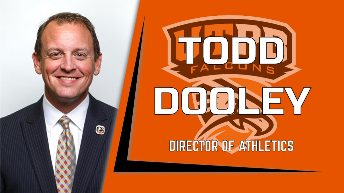 Todd Dooley has been named the new Director of Athletics for the University of Texas Permian Basin.