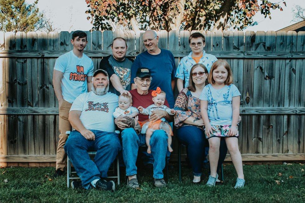 Jack Harmon Family