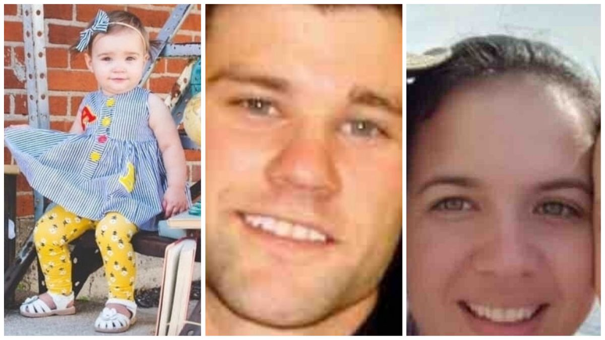 17-month-old Anderson Davis, Midland police officer Zack Owens and Marián Boado Encinosa were among those hurt in Saturday's shooting. (Photos: GoFundMe)