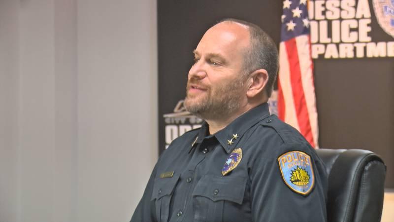 Odessa Police Chief Mike Gerke.