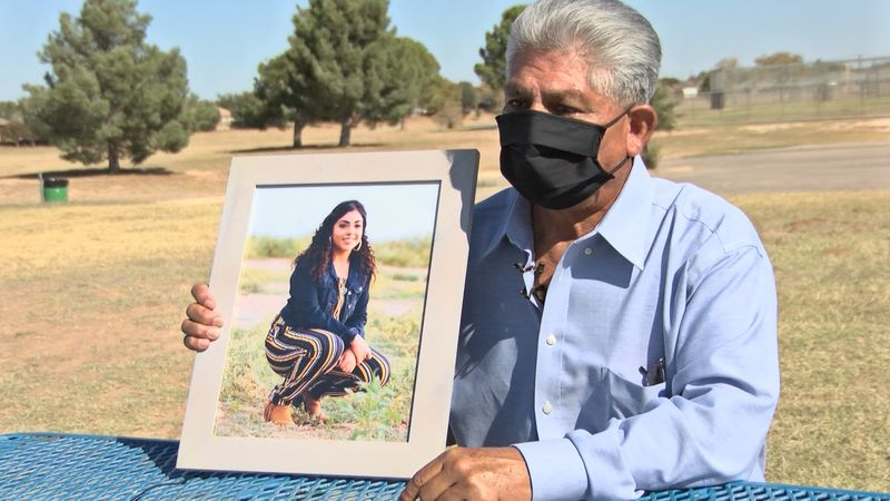 Fernando Luna said his family's hearts are broken after Jasmine was found dead and they want...