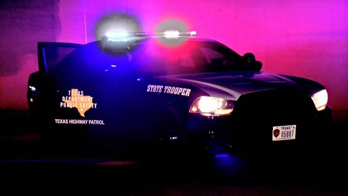 Texas Department of Public Safety patrol vehicle. (CBS 7 File Photo)