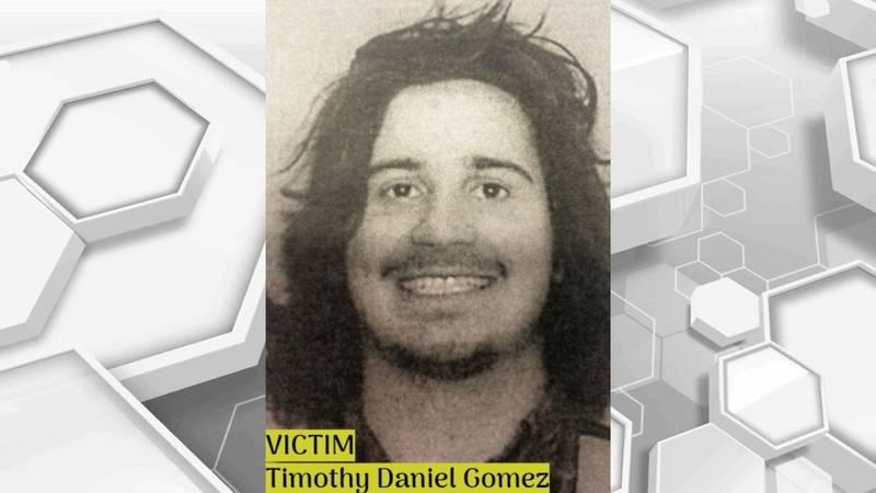 Timothy Daniel Gomez.