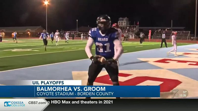 Balmorhea advances to state championship with win over Groom