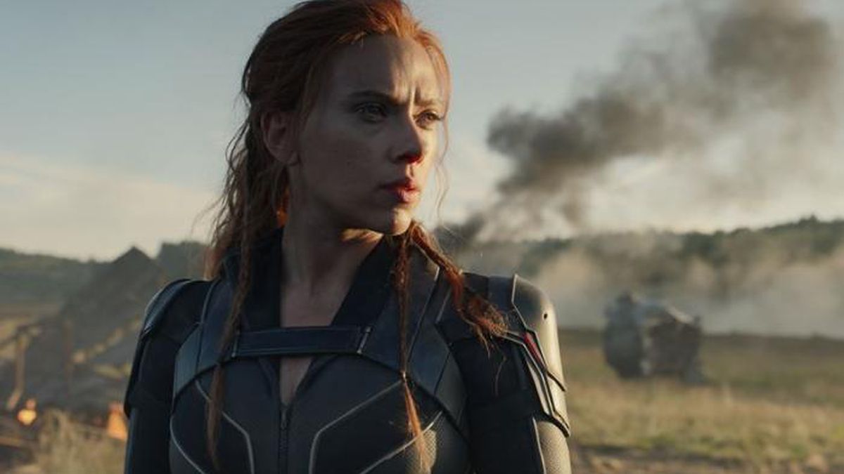 Johansson had appeared in seven MCU films, so it's only fair that she get her own at this point. (Source: Walt Disney Pictures)