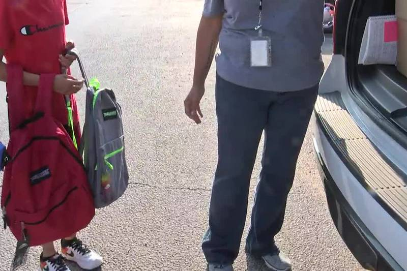 MISD helping homeless students