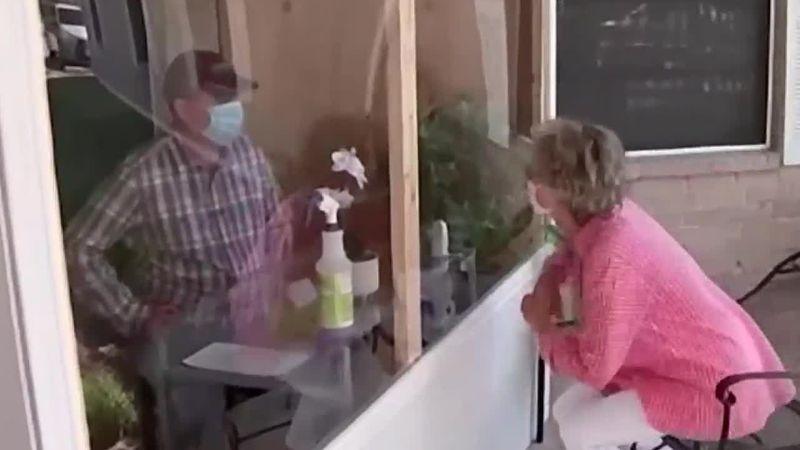 Nursing home visitations