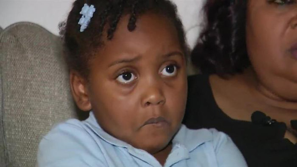 A Florida grandmother is demanding answers after her 6-year-old granddaughter was reportedly...
