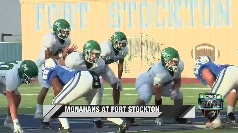 Fort Stockton v.s. Monahans