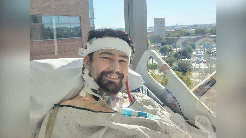 Andrew Capen has been in critical care for months and his mother is fighting to give him a...