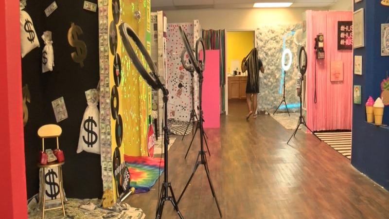 One-of-a-kind selfie studio opens in Midland