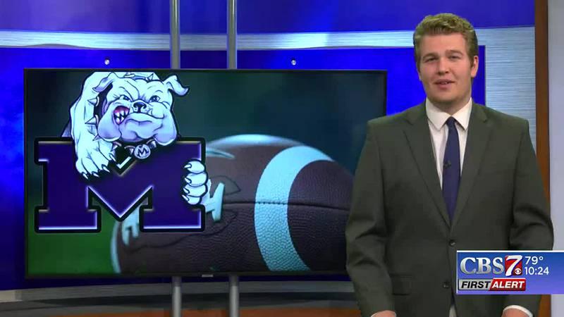 Midland Bulldogs football