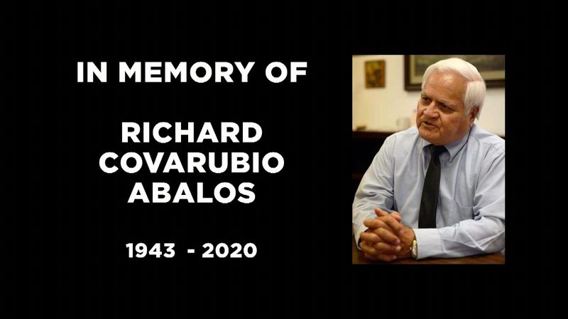 Richard Abalos dies at the age of 77