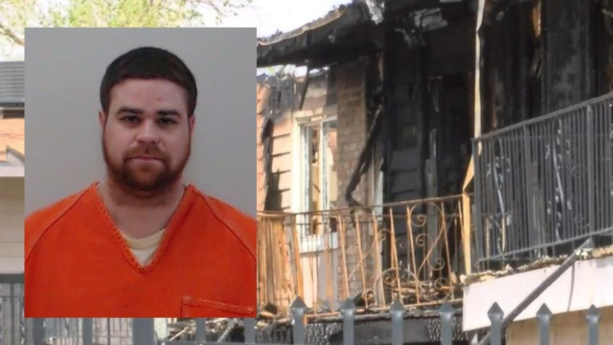 Steven Gonzalez-Catala, 39, has been charged in connection with the fire at the Ponderosa...