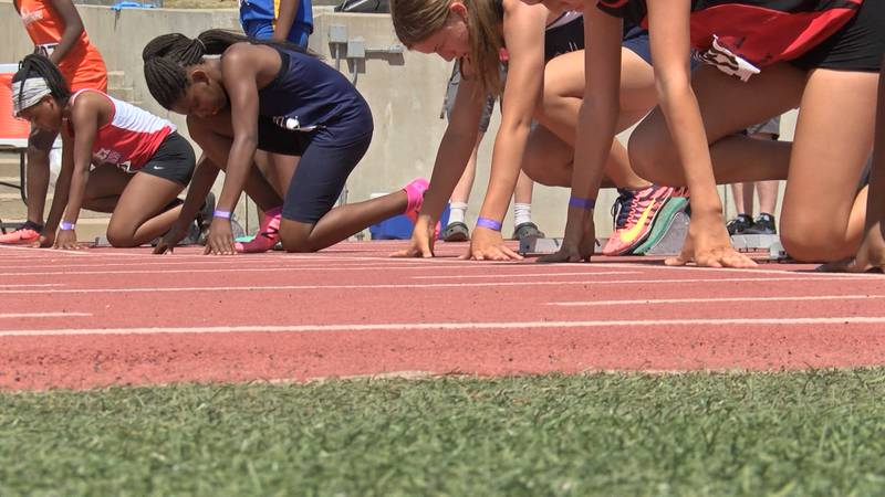 The Neboh family started the track meet 15 years ago to honor their late family physician who...