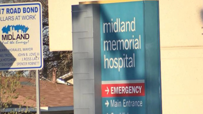 Hospital Midland Memorial.
