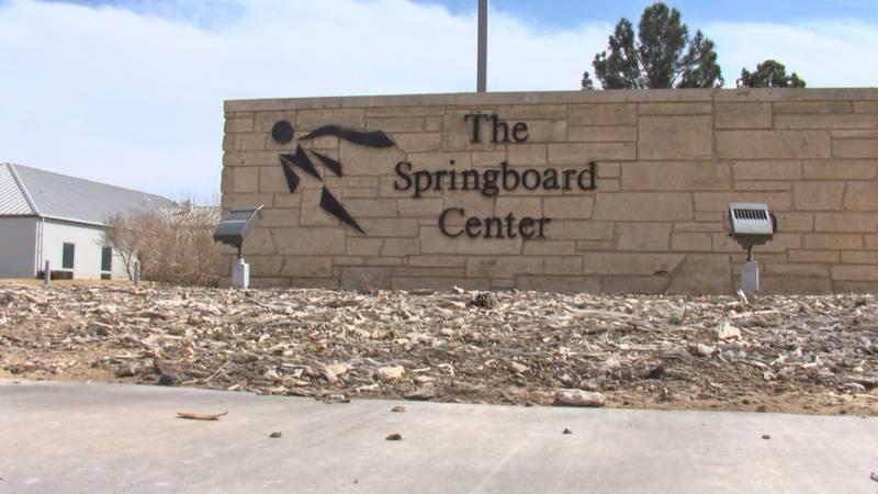 The Springboard Center in Midland.