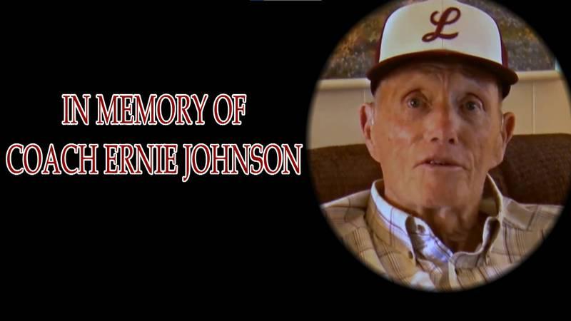 Midland Lee Coach Ernie Johnson