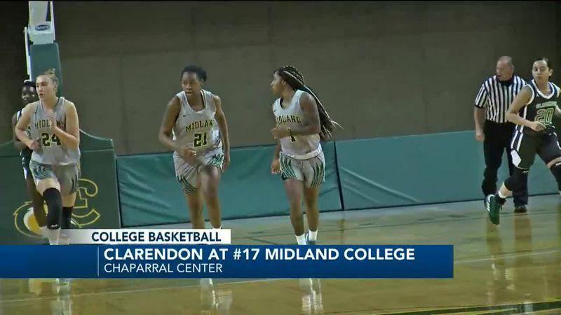 Midland College women's basketball