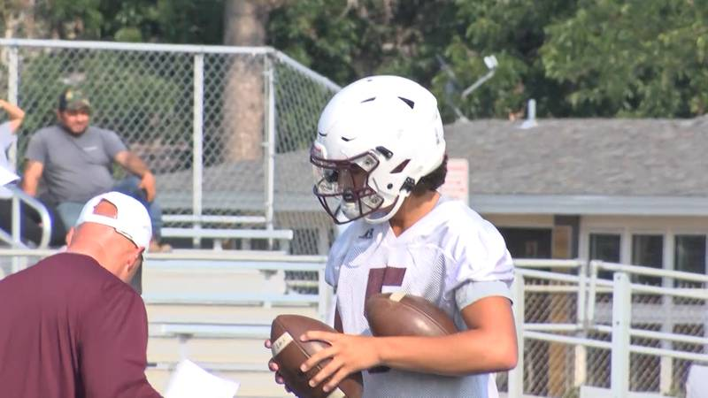The Midland Legacy Rebels went through some changes during the offseason - most notably a name...