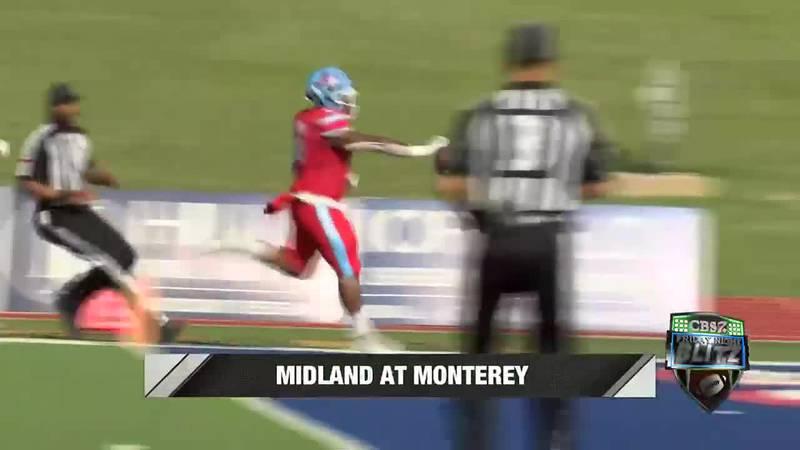 Midland v.s. Monterey