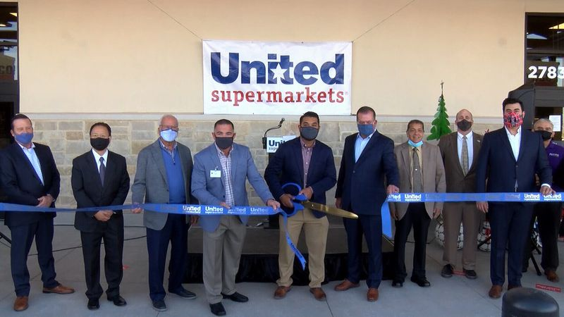 It's the city's first new grocery store in 50 years.