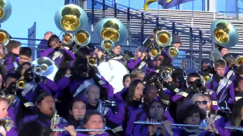 cbs 7 band of the week