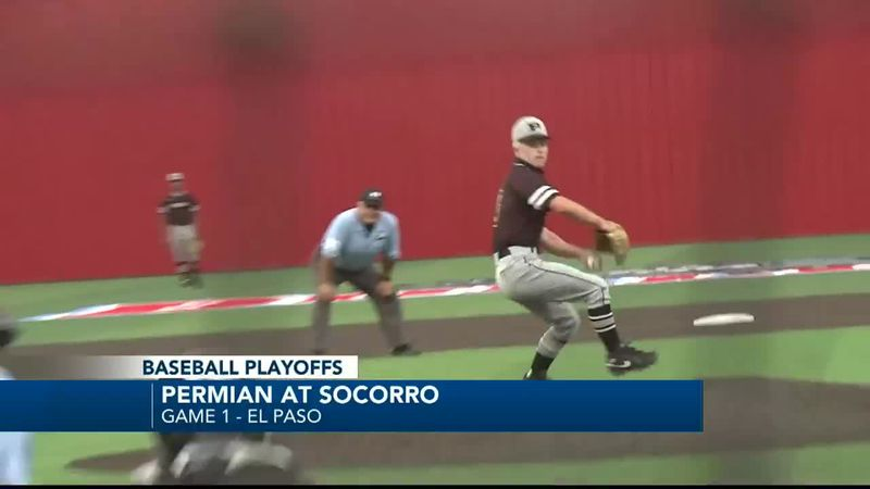 Permian opens playoffs with dominant win