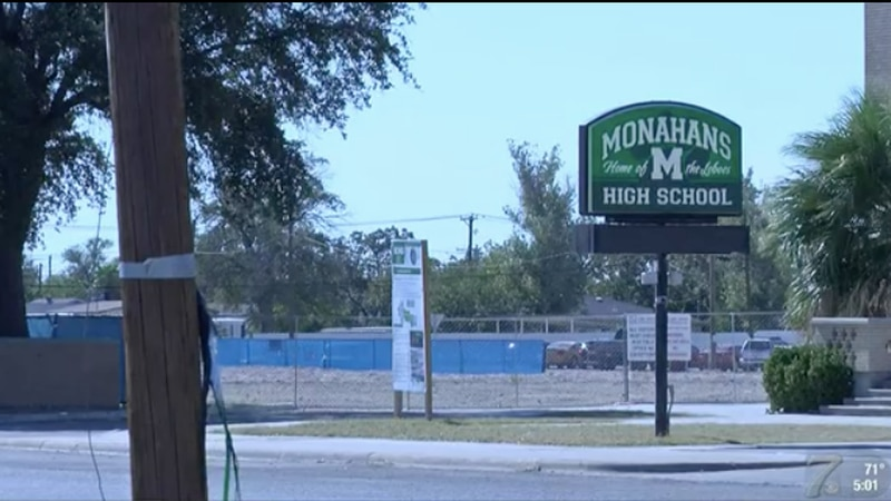 By next Tuesday, all students in the Monahans-Wickett-Pyote Independent School District will be...