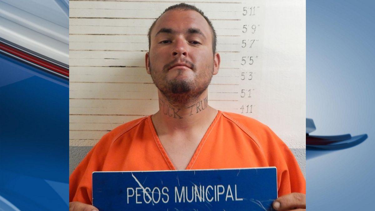 Nicholas Duane, 26. (Photo: Pecos Police Department)