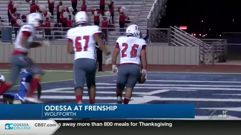 Odessa falls 38-17 to Frenship in the final game of the season