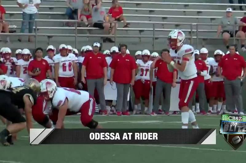Odessa High v.s. Wichita Falls