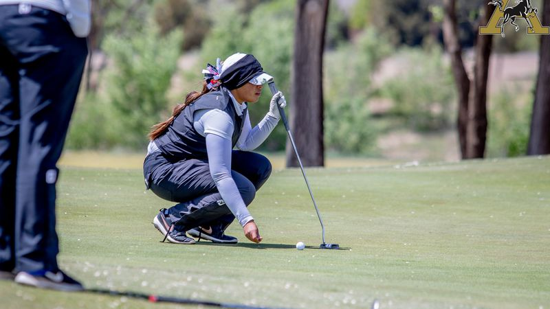 Andrews High School girls golf