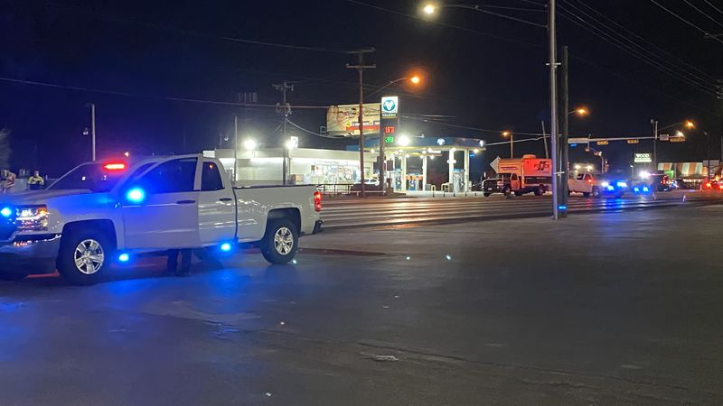 Odessa police are investigating an auto-pedestrian incident at the corner of E 8th St. & N...
