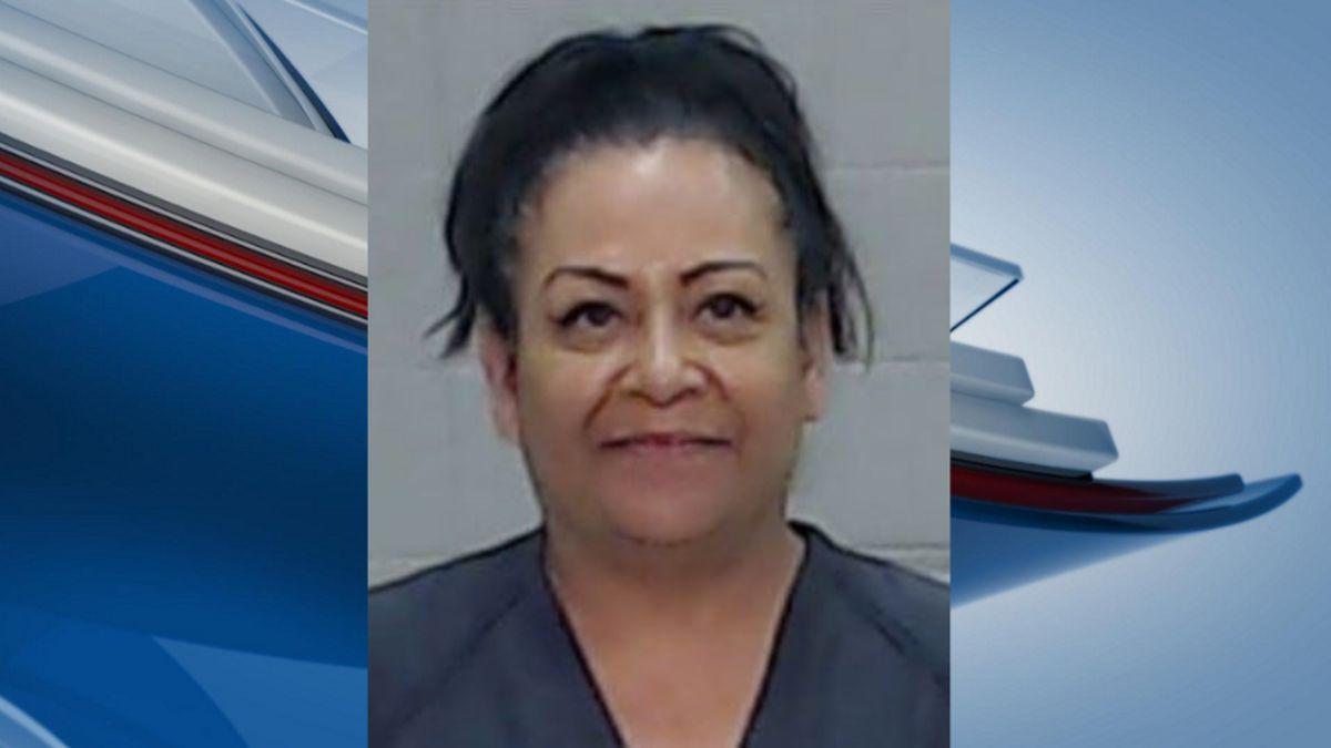 Blanca Zavala, 50. (Photo: Ector County Sheriff's Office)