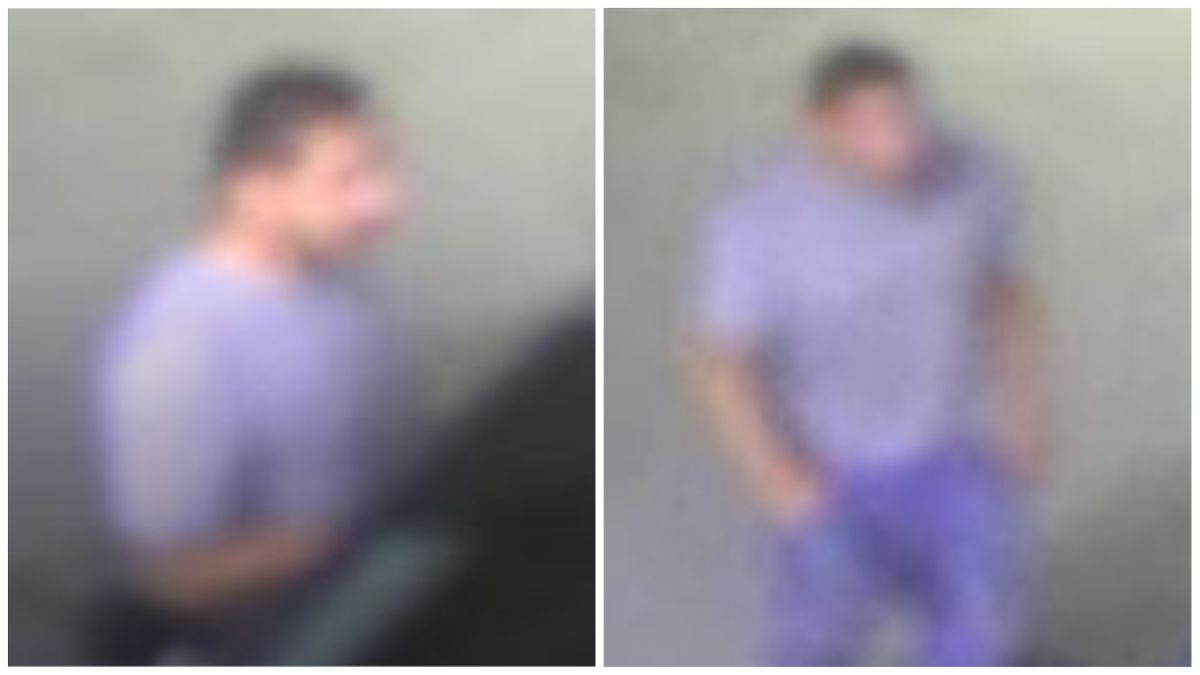 Odessa police are asking for the public's help with identifying this person of interest in connection with this morning's murder investigation. (Photos: Odessa Police Department)