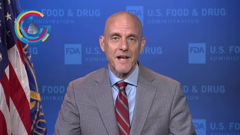 Commissioner Stephen Hahn discusses a potential vaccine and therapeutics