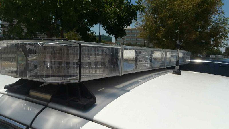 Police lights. (CBS 7 File Photo)