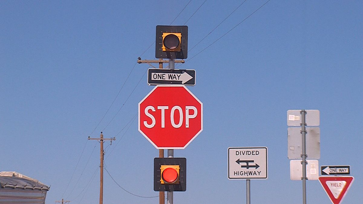 State Highway 302, FM 866 and FM 1936 all now have solar powered light.
