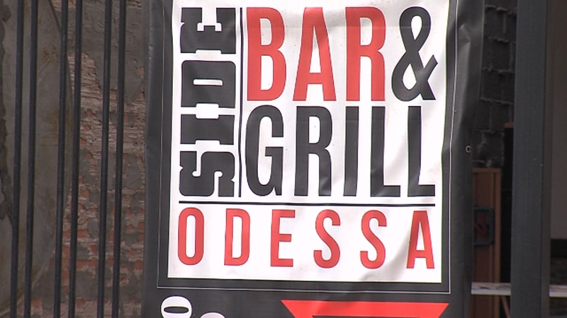 Downtown Odessa announced John Herriage of Side Bar and Grill as this year's Legacy Award winner.