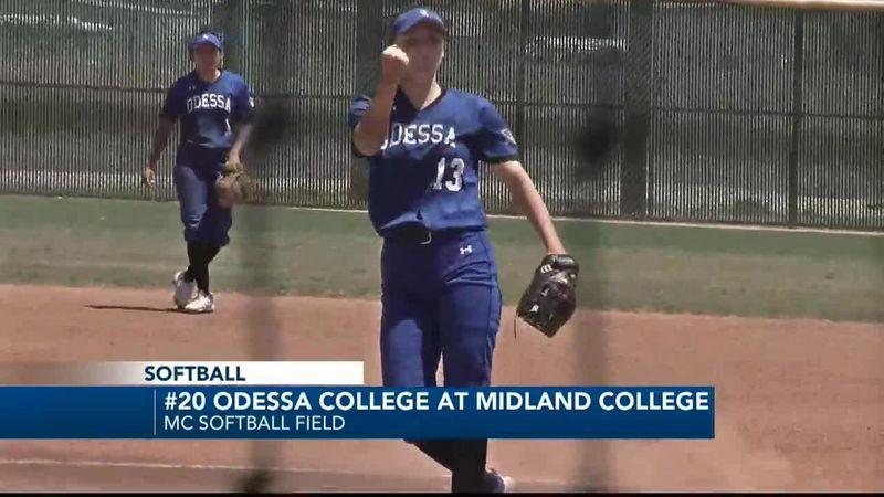 Odessa College softball