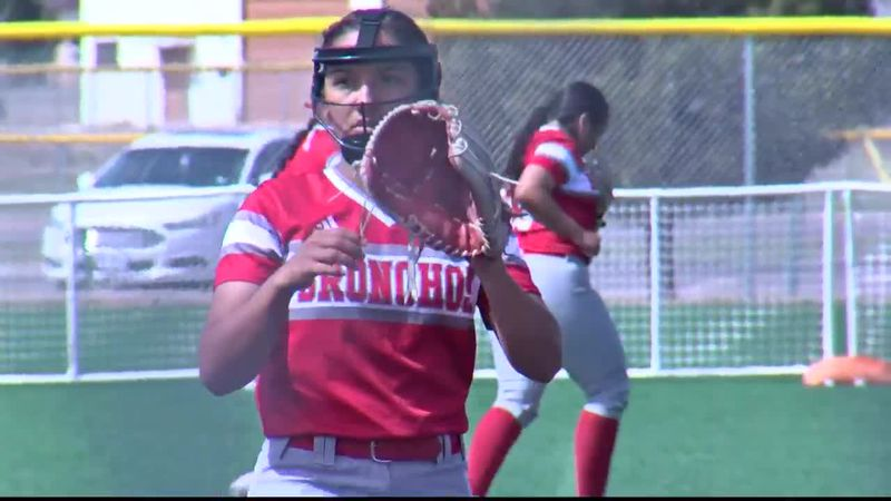 Odessa High Softball Highlights