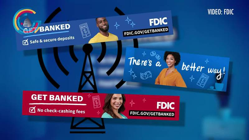 FDIC launches the #GETBANKED campaign to push Americans to open accounts