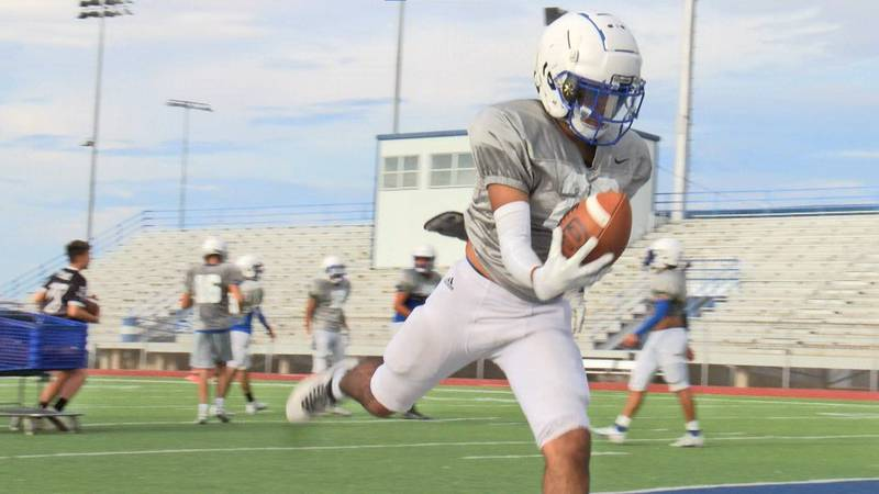 Fort Stockton Panthers football