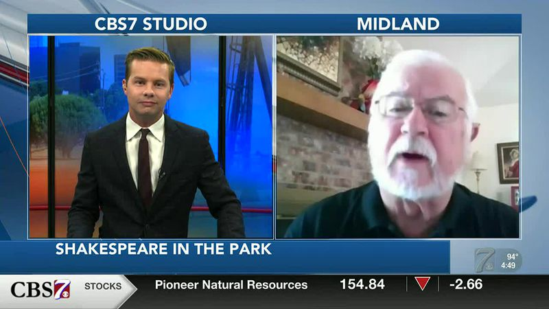 INTERVIEW: Shakespeare in the Park