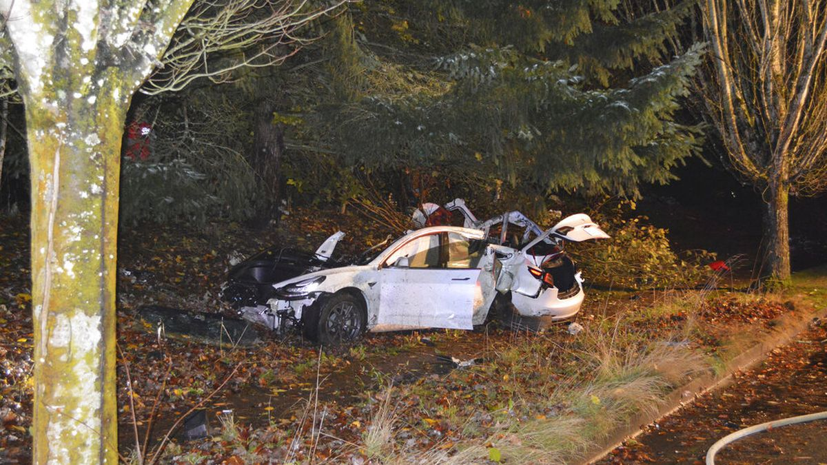 FILE - In this Nov. 17, 2020, file photo provided by the Corvallis Police Department is the...