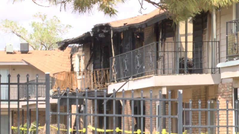 Early Sunday morning, a fire at an apartment complex in Big Spring damaged several units and...