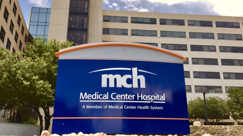 Medical Center Health System is reporting its 35th COVID-19 related death.