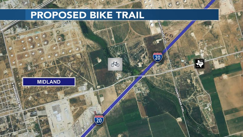 Bicyclists will be happy to hear this – the Midland city council voted today to lease property...