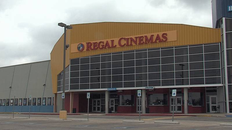 Regal's parent company is temporarily shuttering all its locations.